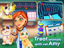 1. Dr. Cares: Amy's Pet Clinic Collector's Edition game screenshot
