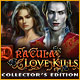 Dracula: Love Kills Collector's Edition