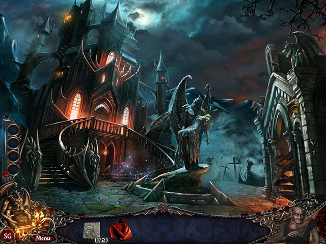 Dracula: Love Kills Collector&#8217;s Edition Screenshot-1