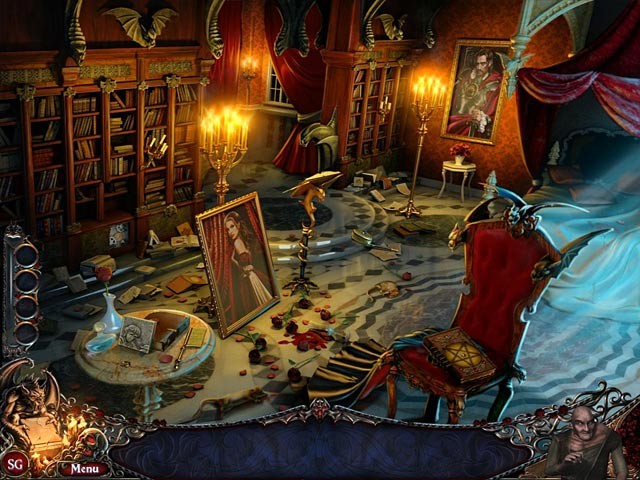 Dracula: Love Kills Collector&#8217;s Edition Screenshot-3