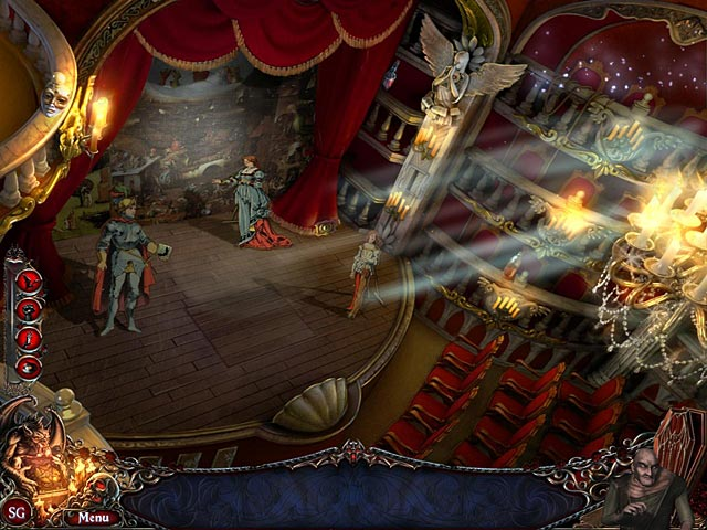 Game screenshot 2 Dracula: Love Kills