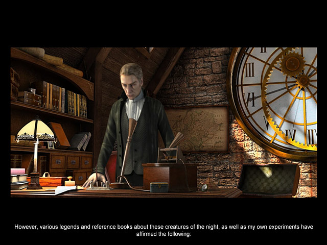 Dracula Origin Screenshot-1