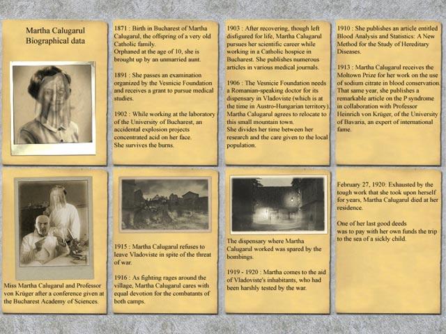 Game screenshot 2 Dracula: The Path of the Dragon -  Part 1