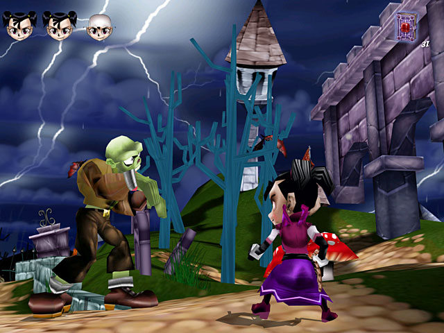 Game screenshot 2 Dracula Twins