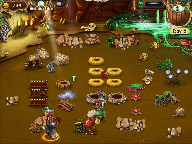 Game screenshot 2 Dragon Keeper 2