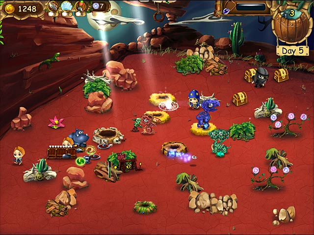Game screenshot 3 Dragon Keeper 2