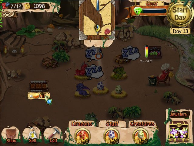 Game screenshot 2 Dragon Keeper