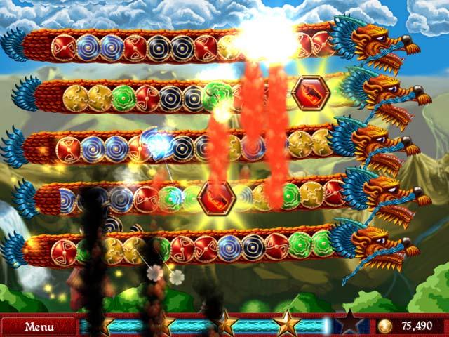 Game screenshot 1 Dragon Portals