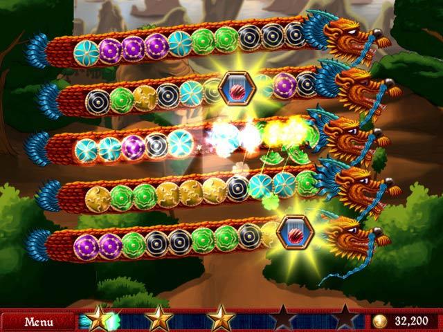 Game screenshot 3 Dragon Portals