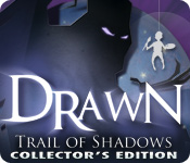 Drawn™: Trail of Shadows Collector's Edition - Mac