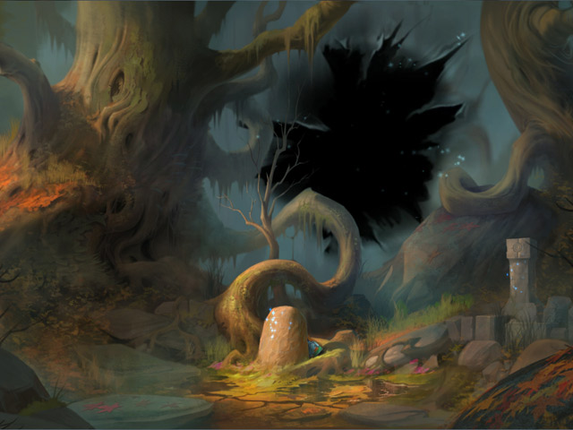 Game screenshot 1 Drawn: Trail of Shadows Collector's Edition