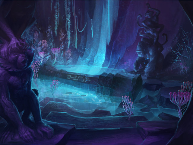 Game screenshot 2 Drawn: Trail of Shadows Collector's Edition