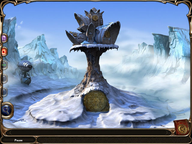 Game screenshot 2 Dream Chronicles: Book of Air Collector's Edition