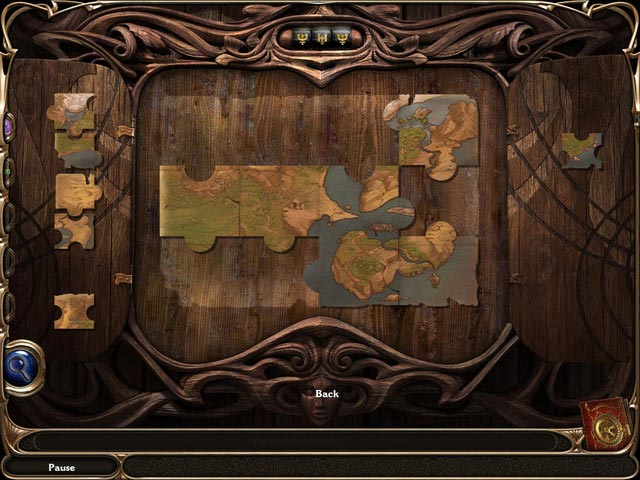 Game screenshot 3 Dream Chronicles: Book of Air Collector's Edition