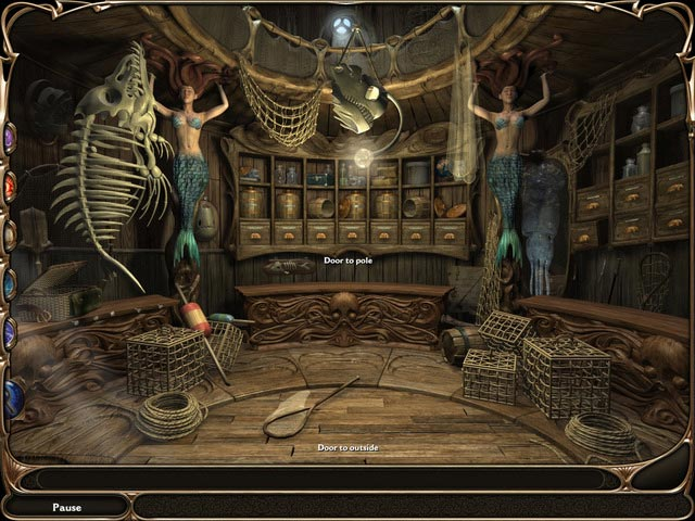 Game screenshot 1 Dream Chronicles : The Book of Water Collector's Edition