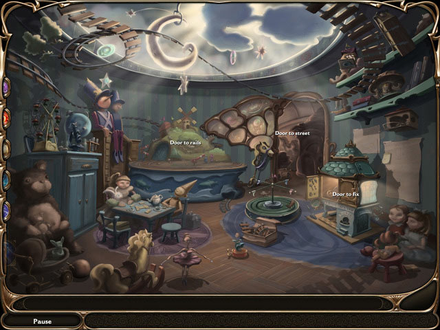 Game screenshot 2 Dream Chronicles : The Book of Water Collector's Edition