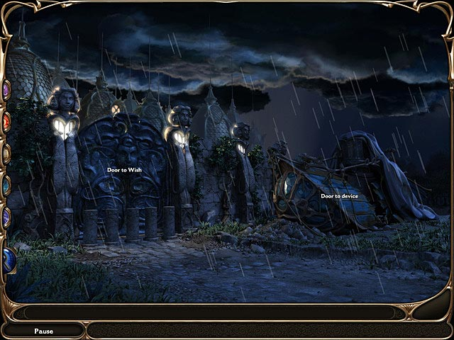 Game screenshot 2 Dream Chronicles: The Book of Water