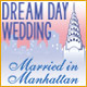Dream Day Wedding: Married in Manhattan