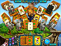 2. Dreamland Solitaire: Dragon's Fury game screenshot