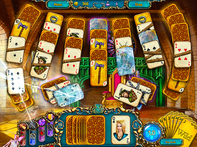 Dreamland Solitaire img