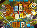 2. Dreamland Solitaire game screenshot