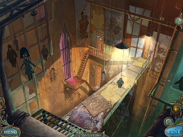 Game screenshot 1 Dreamscapes: The Sandman