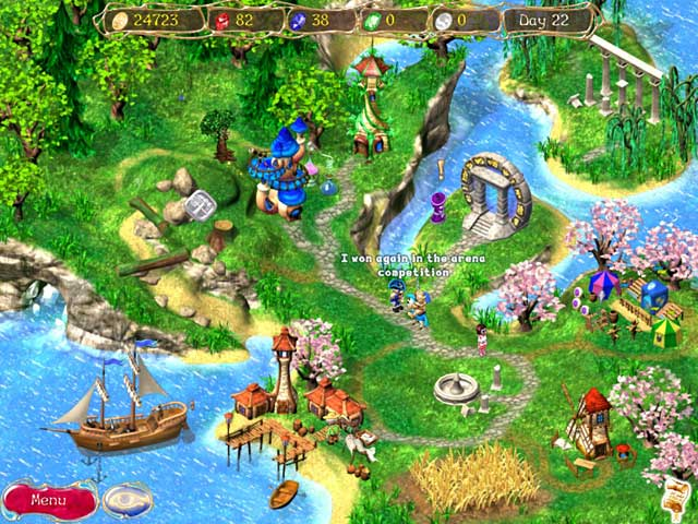 Game screenshot 2 Dreamsdwell Stories 2: Undiscovered Islands