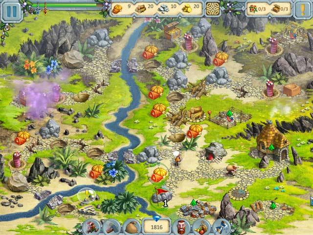 Game screenshot 3 Druid Kingdom