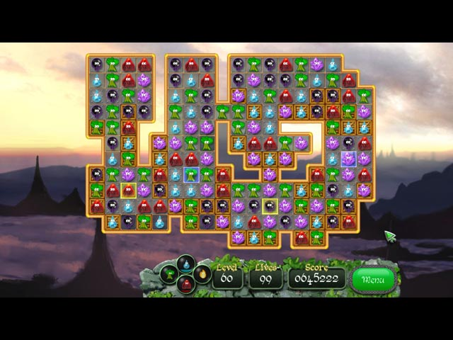 Game screenshot 1 Druids - Battle of Magic