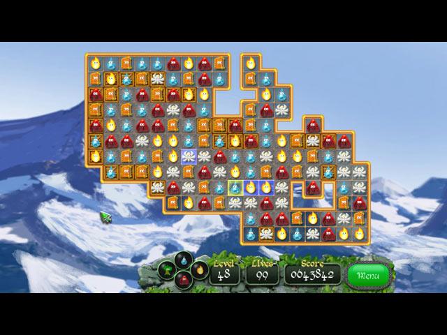 Game screenshot 2 Druids - Battle of Magic