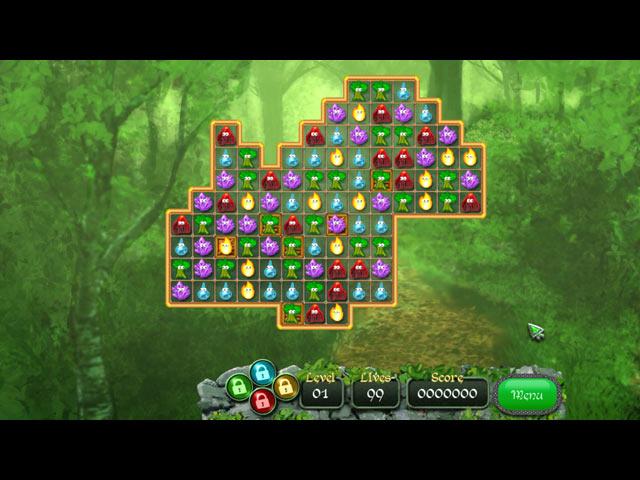 Game screenshot 3 Druids - Battle of Magic