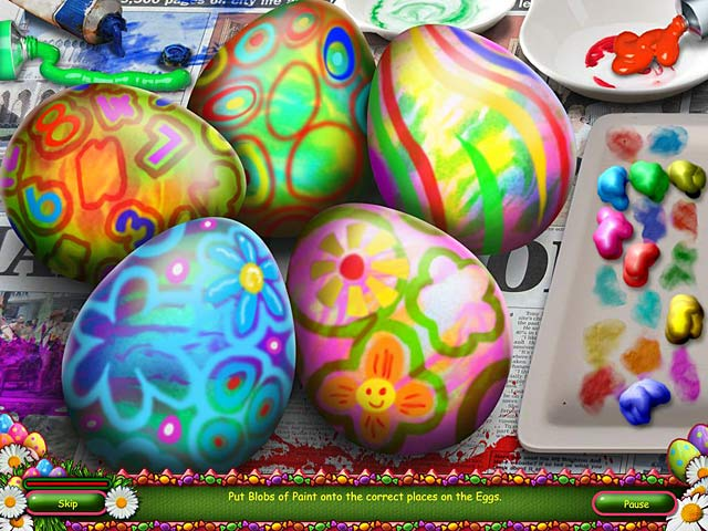 Game screenshot 2 Easter Eggztravaganza