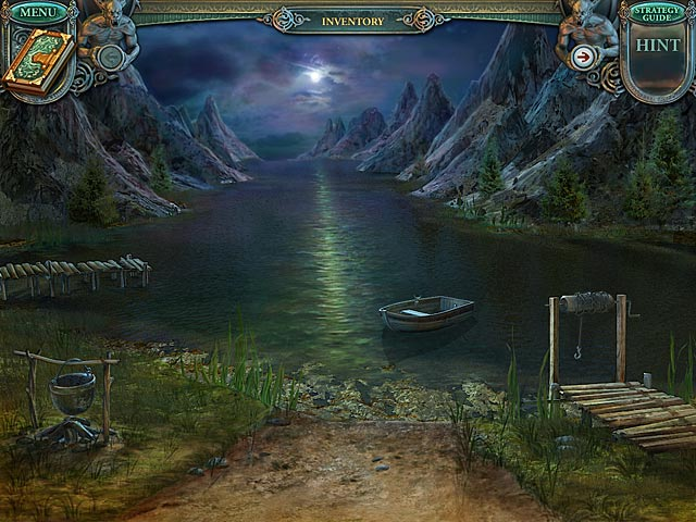 Echoes of the Past: The Citadels of Time Screenshot-1
