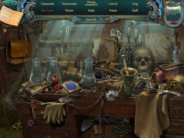 Game screenshot 1 Echoes of the Past: The Revenge of the Witch