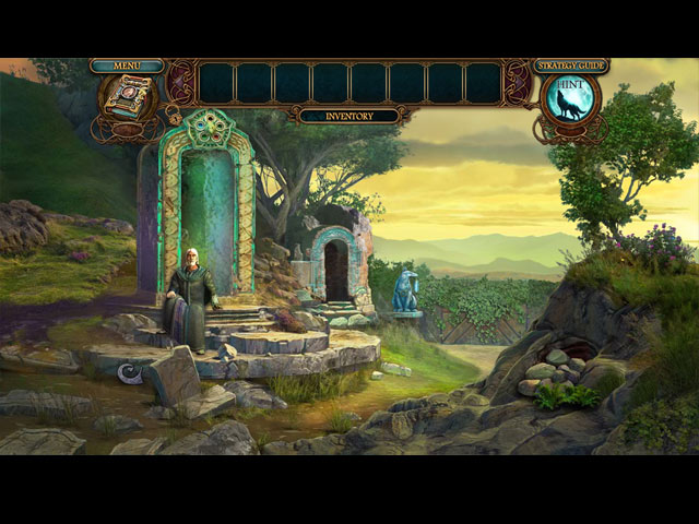 Game screenshot 2 Echoes of the Past: Wolf Healer Collector's Edition