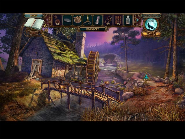 Game screenshot 2 Echoes of the Past: Wolf Healer