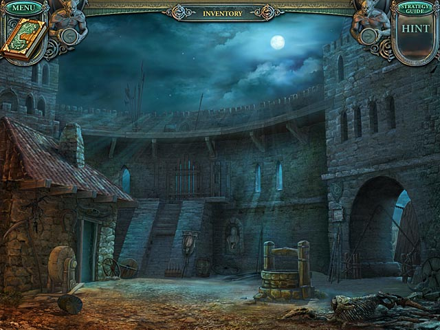 Game screenshot 1 Echoes of the Past: The Citadels of Time Collector's Edition