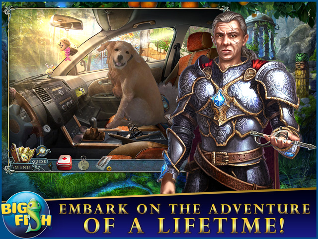 Screenshot for Edge of Reality: Ring of Destiny Collector's Edition