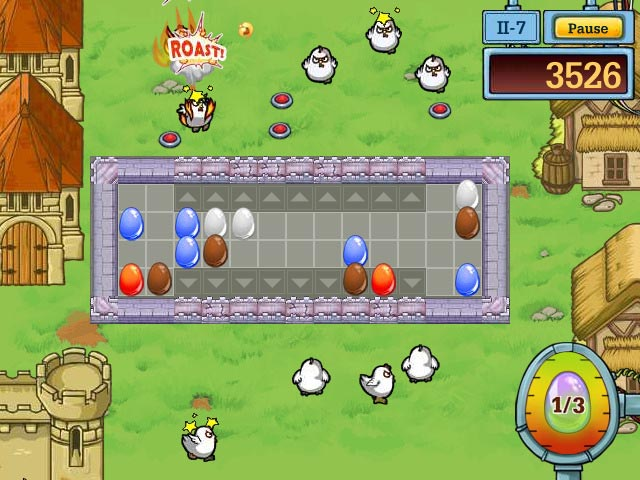 Game screenshot 2 Egg vs. Chicken