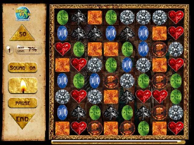 Screenshots Egypt Crystals -