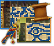 Egypt Picross: Pharaoh's Riddles - Mac