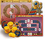 Egypt Solitaire Match 2 Cards - Mac