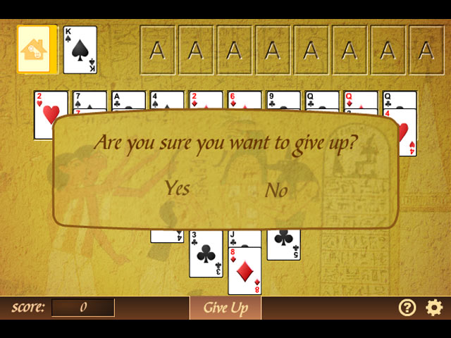 Game screenshot 2 Egypt Solitaire