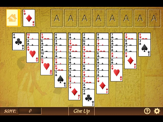 Game screenshot 3 Egypt Solitaire