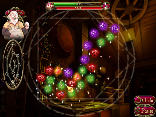 Game screenshot 2 El Sello Magico: The False Heiress