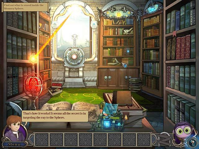Game screenshot 1 Elementals: The Magic Key