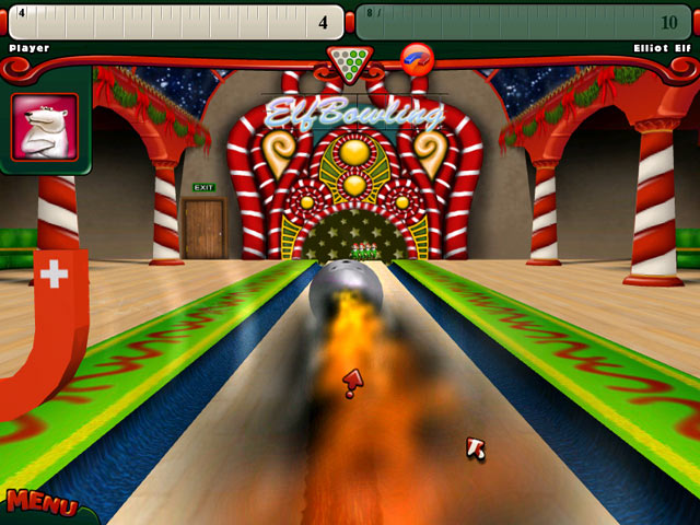 Elf Bowling 7 1/7: The Last Insult Screenshot-1