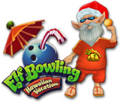 Elf Bowling Hawaiian Vacation