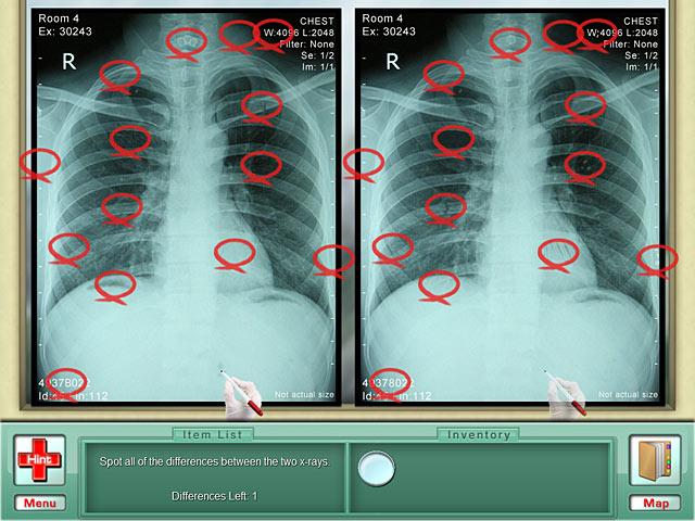 Game screenshot 2 Elizabeth Find M.D.: Diagnosis Mystery, Season 2