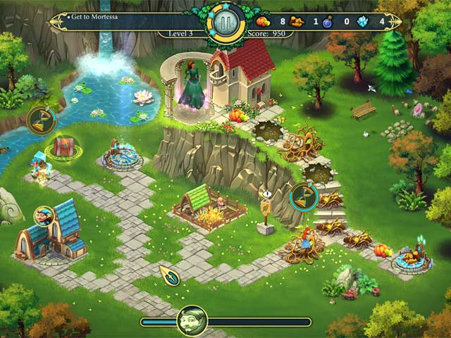 Elven legend 3 the new menace ipad iphone android for Big fish games new